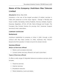 hr recruitment selection bpo sector final 502