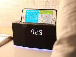 amazon com witti design beddi smart radio alarm clock speaker