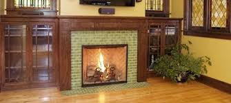 Fireplace Tile Design Ideas by More Fireplace Tiles In Arts U0026 Crafts Styles