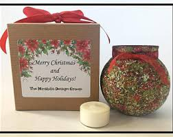 corporate christmas gifts employee gifts etsy