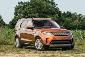land rover explorer old an orange 2017 land rover discovery joins the four seasons fleet