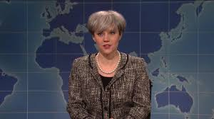 Snl Red Flag Snl Put Theresa May In A Sketch And It U0027s Robotically Brilliant