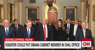 cnn if trump is killed during inauguration obama appointee would