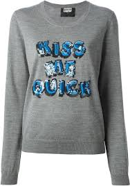 sweaters and pullovers with text phrases popsugar fashion