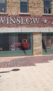 Winslow Arizona Map by How One Eagles Song Saved An Entire Route 66 Town Roadtrippers