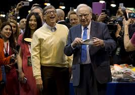 Be Like Bill If You - be like bill gates and warren buffett if you re not spending 5