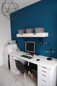 bureau lumineux pellmell créations avant après projet terminé d un bureau