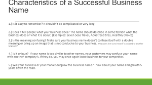 mean names choose a business or product name importance of a business name