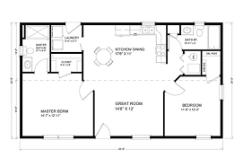 ranch floor plan 1 000 to 1 500 sq ft ranch floor plans advanced systems homes