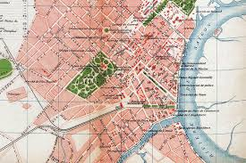 map the stories behind saigon u0027s french colonial street names