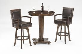 hillsdale ambassador pub table set 6124ptbs