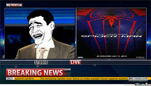 The Amazing Spiderman Memes - the amazing spider man failed by andy7379 meme center