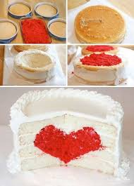 cake diy diy heart cake pictures photos and images for