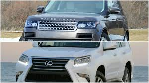 lexus gx 460 wallpaper 2015 lexus gx 460 vs land rover range rover hse youtube