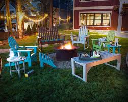 Poly Lumber Outdoor Furniture Outdoor Furniture Maker Poly Wood Launches Direct To Customer