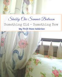 Shabby Chic Clearance by My Thrift Store Addiction Shabby Chic Summer Bedroom Something