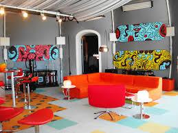 Farbe Im Wohnzimmer Farbrausch Schöner Wohnen Wohnungsgestaltung Mit Kräftigen