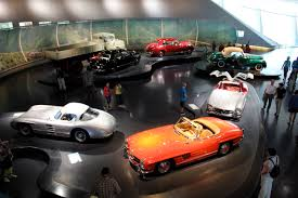 mercedes benz biome inside visitng germany in august berlin castles and south germany