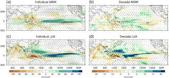 Monsoon Asia Map by Multi Scale Drought And Ocean U2013atmosphere Variability In Monsoon