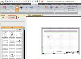 how do i create a schematic drawing u2013 designspark support