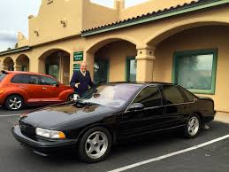 pontiac aztek ricer 215 miles from new 1993 chevy caprice