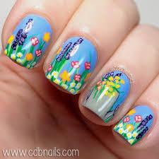 cdbnails 40 great nail art ideas spring