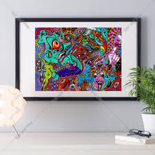 Posters For Home Decor by Popular Psychedelic Posters For Walls Buy Cheap Psychedelic