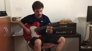 country guitar style brent mason by santiago youtube