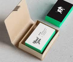 Design Visiting Card 20 Minimalistic U0026 Professional Business Card Designs Hongkiat