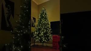 santa u0027s best 9ft rgb 2 0 balsam fir christmas tree youtube