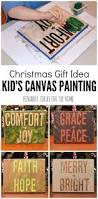 canvas painting ideas for grandparents home decor ideas