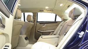 Mercedes Benz E Class 2014 Interior Mercedes Benz E Class Limo Offers Six Doors Autoweek