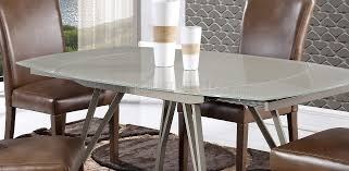 Global Furniture Dining Room Sets Dining Table By Global W Glass Top U0026 Options