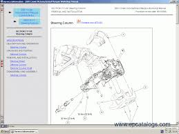 ford usa technical services 2007 2008 repair manual cars repair
