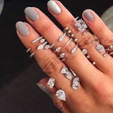 double knuckle rings images Jewels body kandy couture mid finger ring knuckle ring silver jpg
