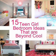 Teen Girl Bedroom Ideas That Are Beyond Cool Via Howdoesshe - Teenage girl bedroom designs idea