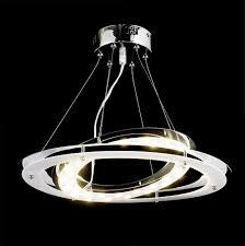 18w 1700lm satur modern design led chandelier ceiling lamp