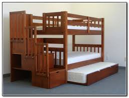 Bunk Beds With Trundle Bed Bunk Beds With Trundle Beds Home Design Ideas