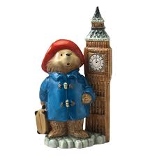 beswick collectors figurine paddington big ben