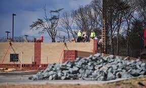 construction underway on county u0027s first harris teeter capital