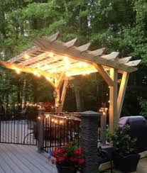 Wood Pergola Plans by Porch Pergola Plans Outdoor Plans And Projects Woodarchivist