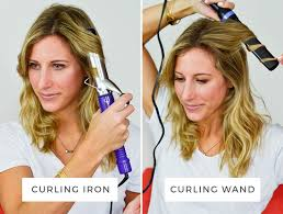 chopstick hair wand the difference between a curling wand and a curling iron