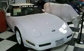 mid america designs corvette today in corvette history c4 corvette is built