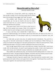 4th grade reading comprehension worksheets k k club 2017