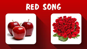 red color song colors song learn colors teach colors baby