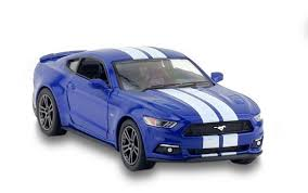 ford mustang gt white stripes 1 38 scale 2015 2016 2017 ford mustang gt metal