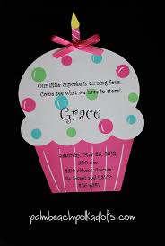 cupcake birthday invitations cupcake birthday invitations and