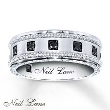 black and white engagement rings for free rings mens ring with black diamonds mens ring with