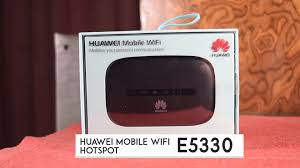 huawei mobile wifi hotspot e5330 unboxing and set up youtube