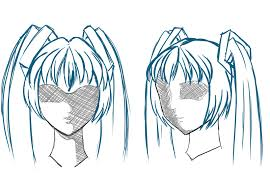 seems to love pigtails anime pigtail hairstyles anime pigtail
